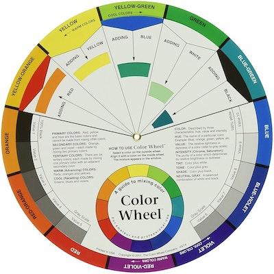 Cox Color Wheel