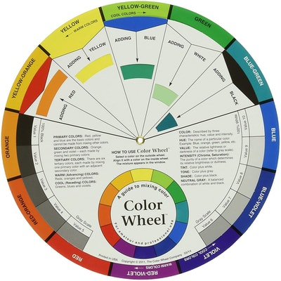 Cox Color Wheel