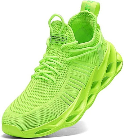 Nihaoya Men Athletic Walking Running Tennis Shoes Fashion Sneakers