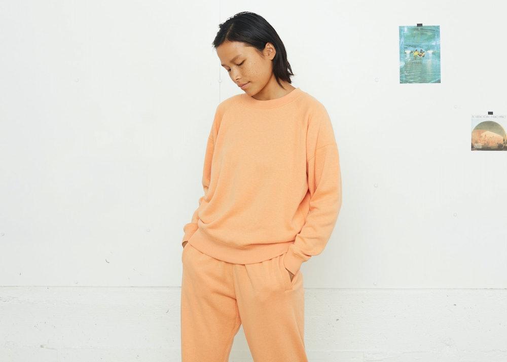 Loop Back Sweatshirt