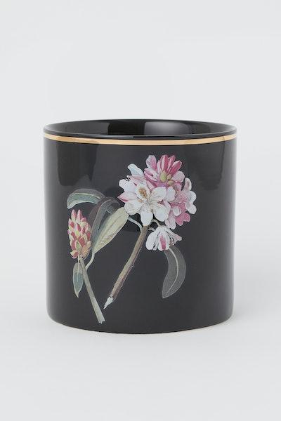 Porcelain Plant Pot