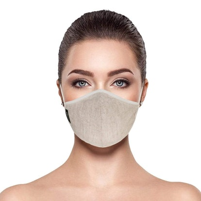 Oatmeal Face Mask (Linen)