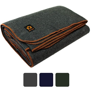 Arcturus Military Wool Blanket