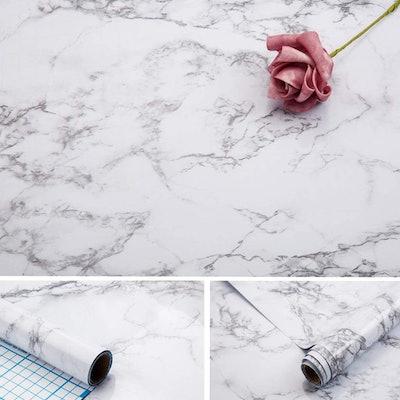 Arthome Adhesive Marble Paper