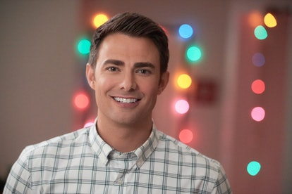 Jonathan Bennett from 'Mean Girls' is starring in a gay romance for Hallmark's 2020 Christmas movie lineup.