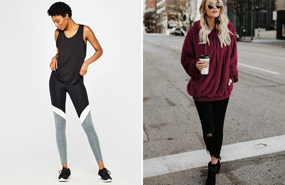 Not In The Mood To Get Dressed? Here Are 41 Comfy Pieces You'll Be Obsessed With