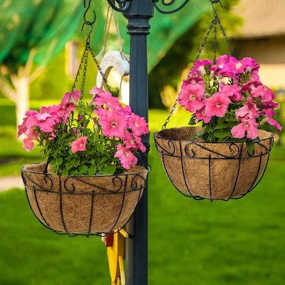 Amagabeli Garden & Home Hanging Planter Basket (4-Pack)