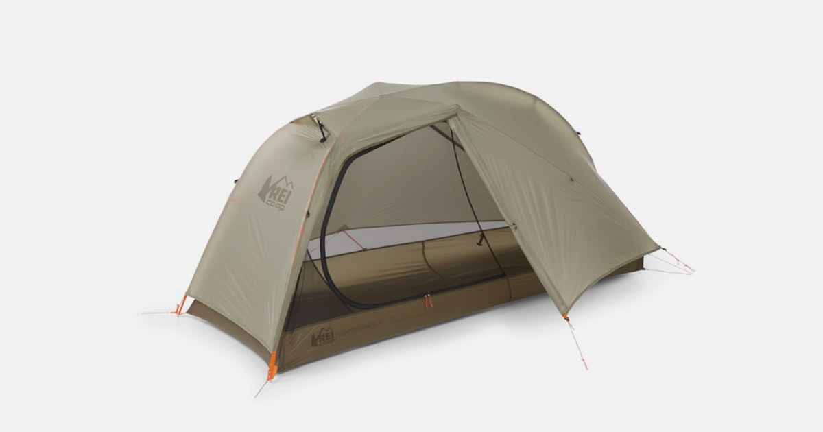 I finally bought an 'ultralight' tent and it was worth every penny