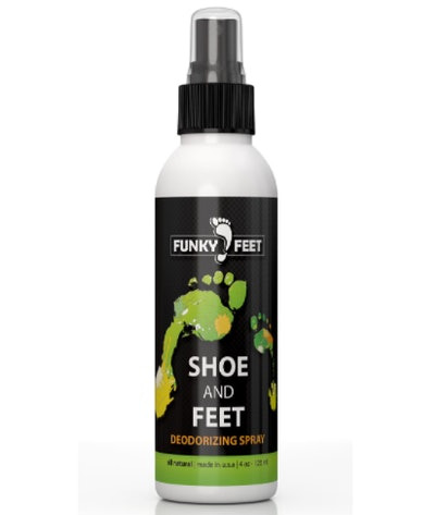 Funky Feet Foot Odor Spray