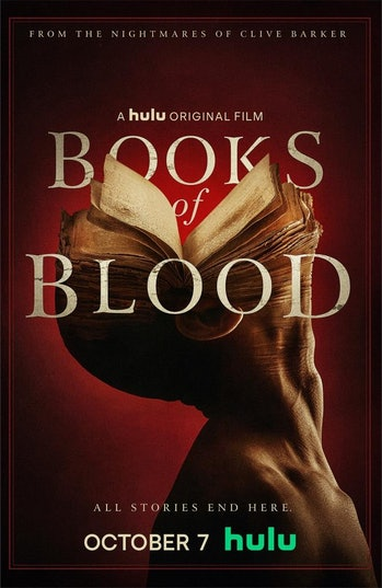 books of blood hulu trailer