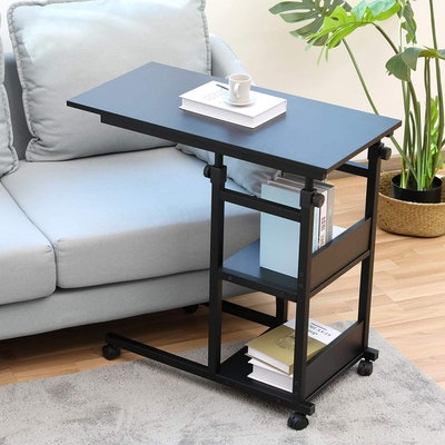 Bonzy Home Side Table With Wheels