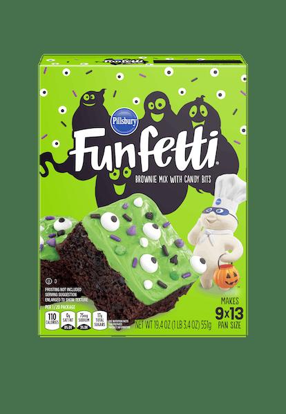 Pillsbury Funfetti Slime Chocolate Cake, 15.25 oz