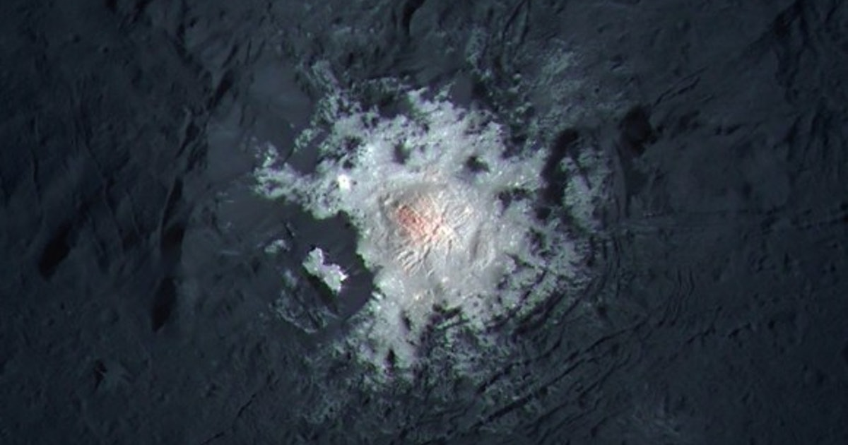 Is dwarf planet Ceres potentially habitable?
