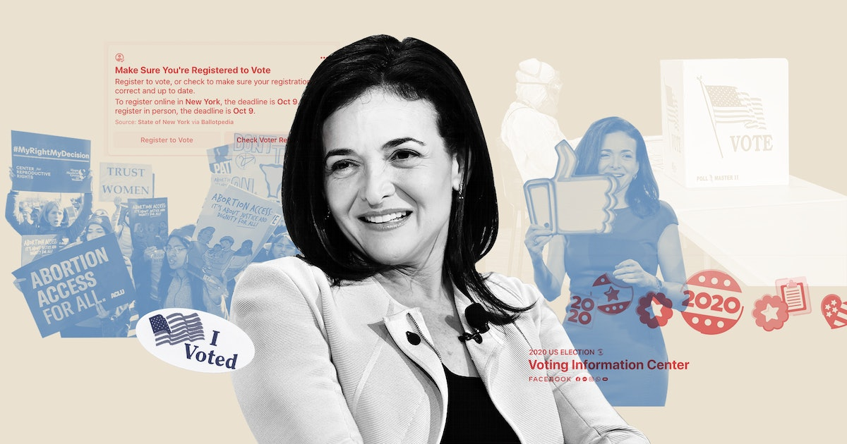 The One Candidate Sheryl Sandberg Will Never Vote For