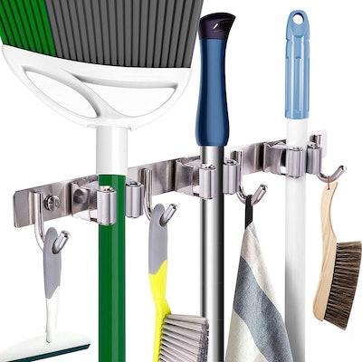 Piyl Heavy Duty Broom Holder
