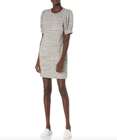 Daily Ritual Super Soft Terry Puff Sleeve Dress