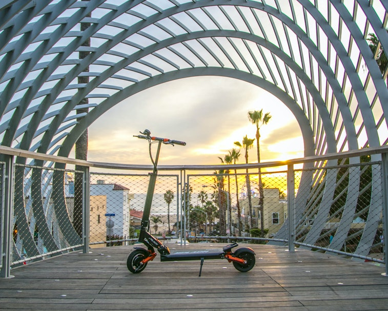 Splach e-scooter