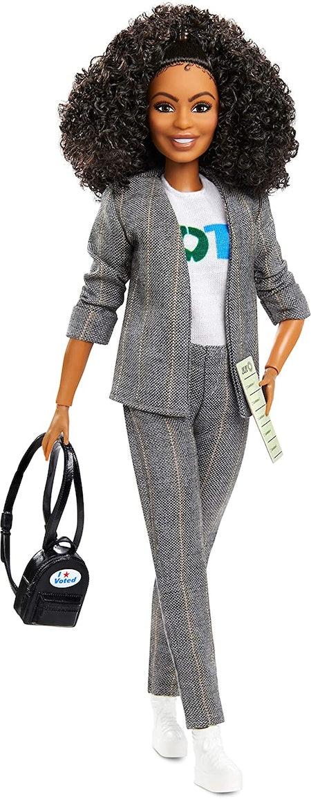 Yara Shahidi Barbie® Shero Doll