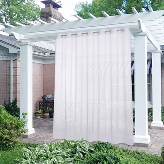 NICETOWN Outdoor Patio Curtain