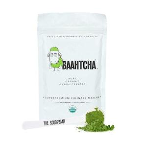 BAAHTCHA Matcha Powder