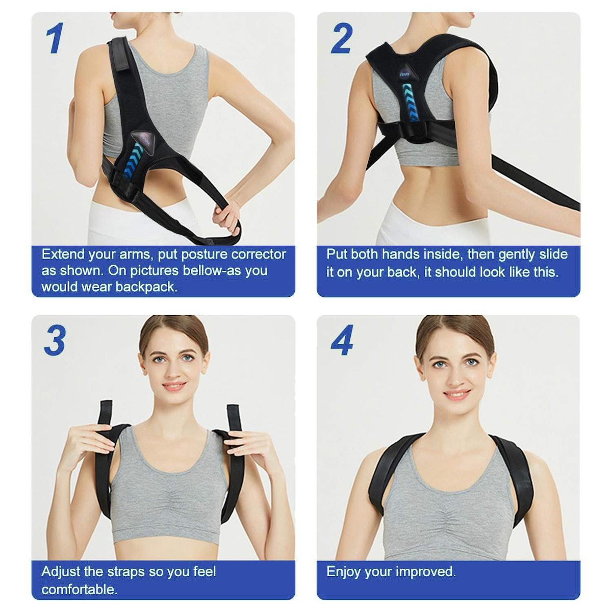 Arua Posture Corrector