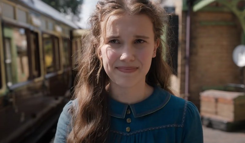 Enola Holmes Netflix Millie Bobby Brown
