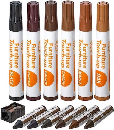 Katzco Furniture Repair Markers (13-Pack)
