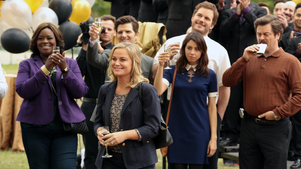 'Parks and Recreation' will leave Netflix in October.