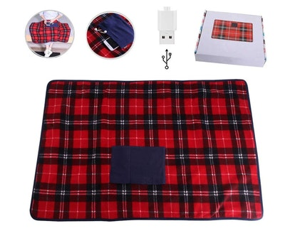 HJHY Portable Heated Blanket