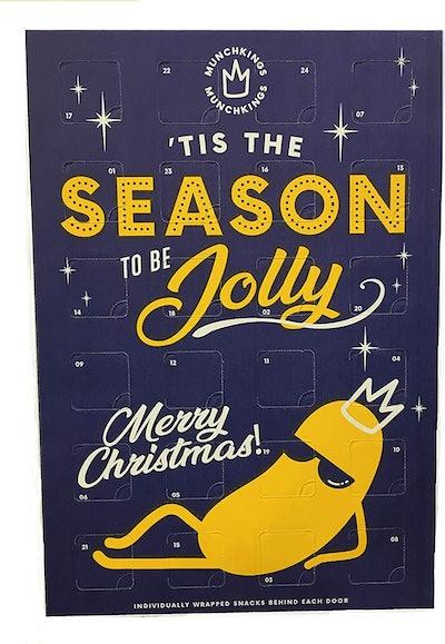 Munchkings Christmas Advent Calendar