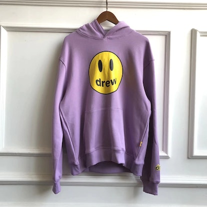 FW Drew House Solid Color Hoodies