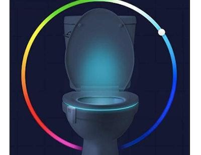 Chunace 16-Color Toilet Night Light