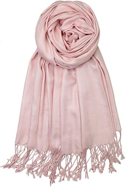 Achillea Soft Silky Solid Pashmina