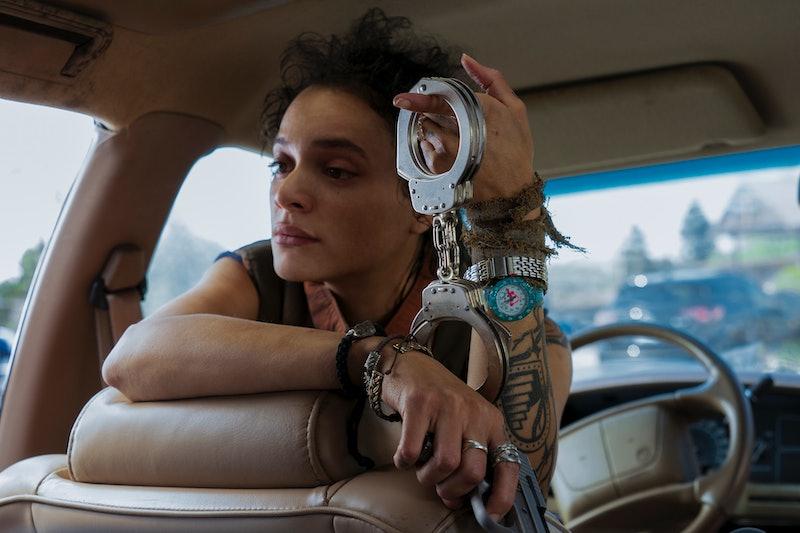 Sasha Lane as Jessica in 'Utopia' via the Amazon press site
