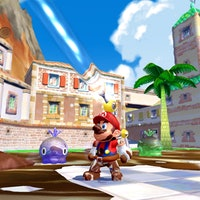 'Super Mario Sunshine' does one thing far better than 'Super Mario Odyssey'