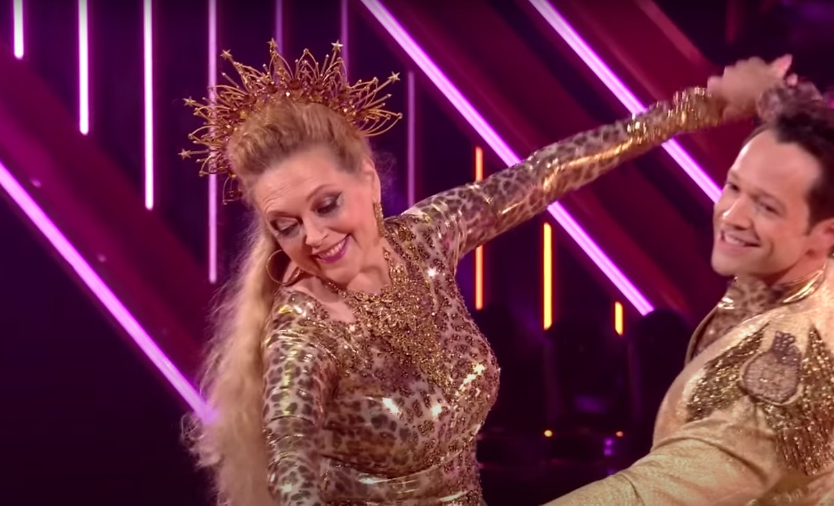 Carole Baskin's 'Dancing with the Stars' week two dance had Twitter abuzz.