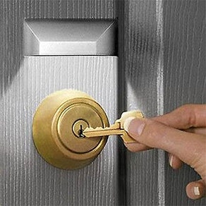 Deeirao Home LED Keyhole Light
