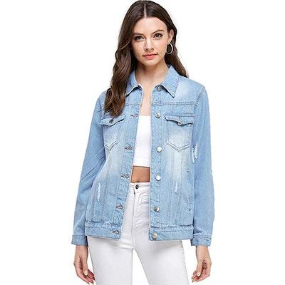 Blue Age Jean Jacket