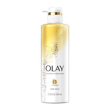 Olay Cleansing & Brightening Body Wash with Vitamin C