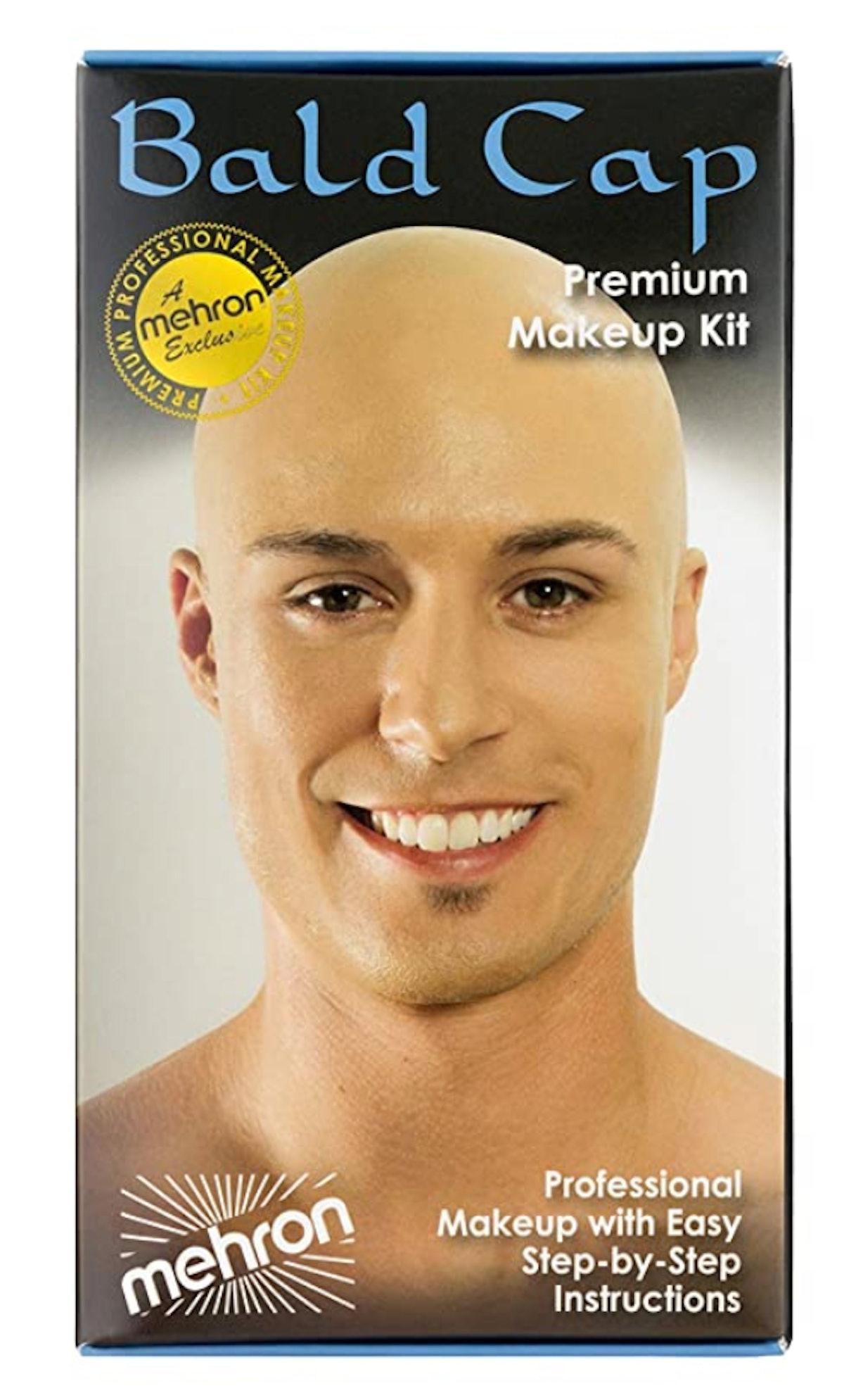 Mehron Premium Bald Cap