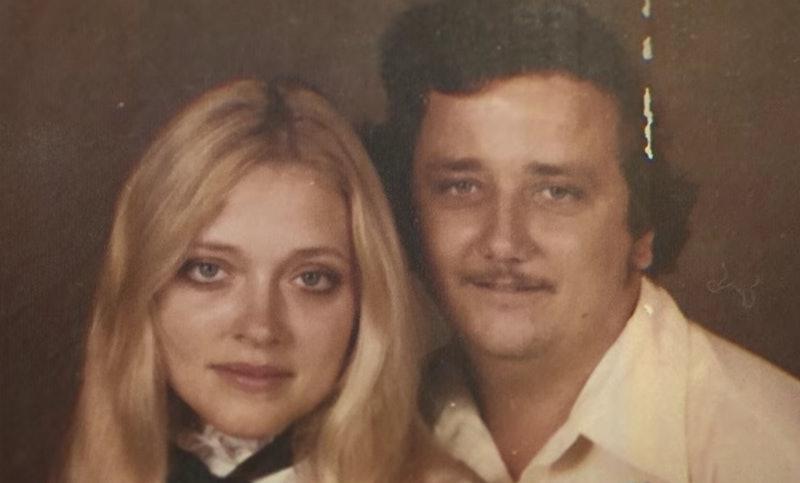 Carole Baskin and her first husband Michael Murdock