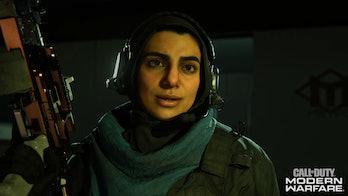 Farah Call of Duty Modern Warfare