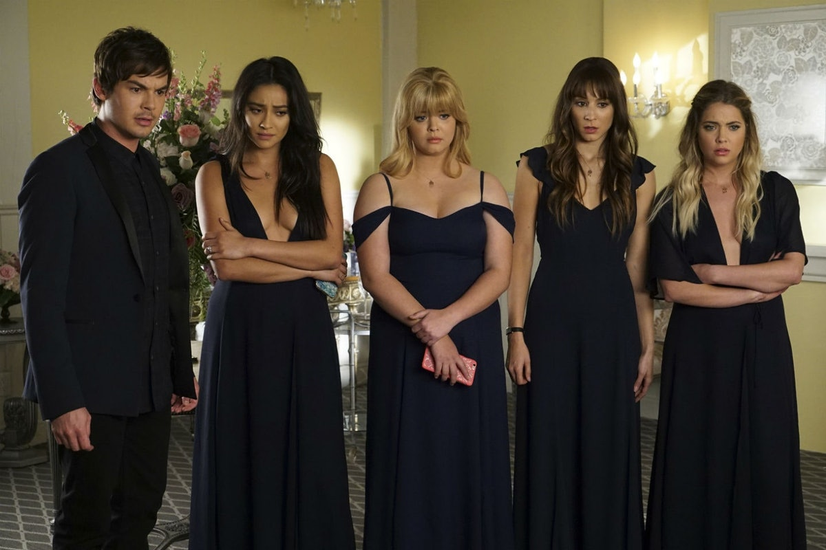 The cast of the new 'Pretty Little Liars' reboot is still growing.