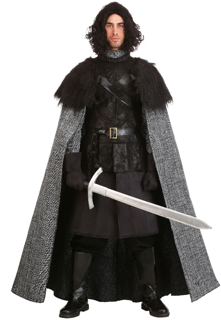 Dark Northern King Men's Costume