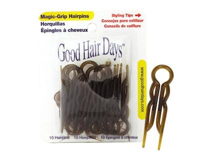 Magic Grip Hairpins