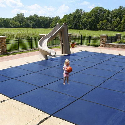Blue Wave In Ground Pool Safety Cover