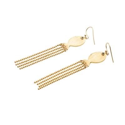 Vessel Falling Fish Earrings