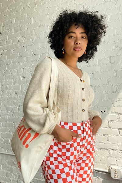 Cora Bodysuit - Cream