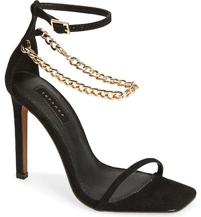 Rival Chain Strap Sandal