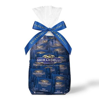Milk Chocolate Squares Gift Bag